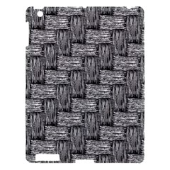 Gray pattern Apple iPad 3/4 Hardshell Case
