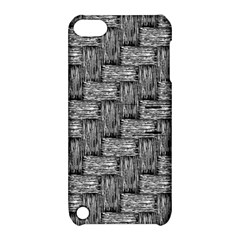 Gray pattern Apple iPod Touch 5 Hardshell Case with Stand