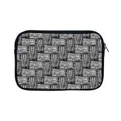 Gray pattern Apple iPad Mini Zipper Cases