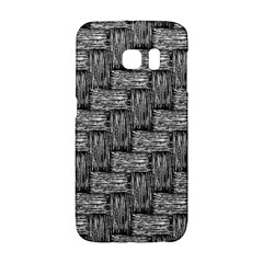 Gray pattern Galaxy S6 Edge