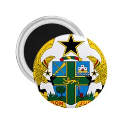Coat of Arms of Ghana 2.25  Magnets