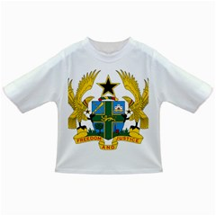 Coat of Arms of Ghana Infant/Toddler T-Shirts