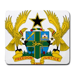 Coat of Arms of Ghana Large Mousepads