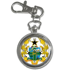 Coat of Arms of Ghana Key Chain Watches