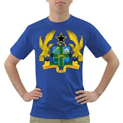 Coat of Arms of Ghana Dark T-Shirt