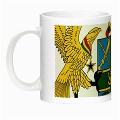 Coat of Arms of Ghana Night Luminous Mugs
