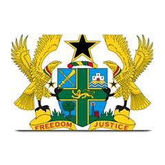 Coat of Arms of Ghana Plate Mats
