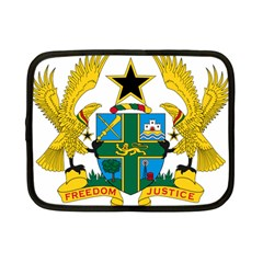 Coat of Arms of Ghana Netbook Case (Small)