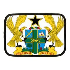 Coat of Arms of Ghana Netbook Case (Medium)