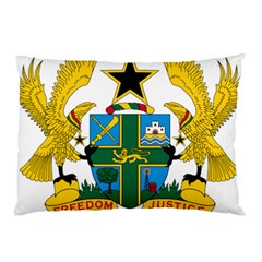Coat of Arms of Ghana Pillow Case