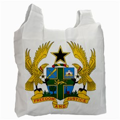 Coat of Arms of Ghana Recycle Bag (Two Side)