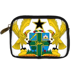Coat of Arms of Ghana Digital Camera Cases