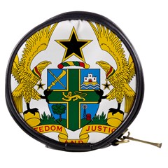 Coat of Arms of Ghana Mini Makeup Bags