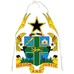 Coat of Arms of Ghana Full Print Aprons