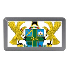 Coat of Arms of Ghana Memory Card Reader (Mini)