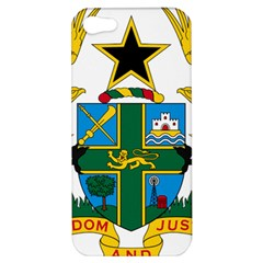 Coat of Arms of Ghana Apple iPhone 5 Hardshell Case