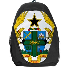 Coat of Arms of Ghana Backpack Bag