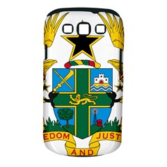 Coat of Arms of Ghana Samsung Galaxy S III Classic Hardshell Case (PC+Silicone)