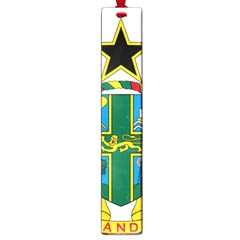 Coat of Arms of Ghana Large Book Marks