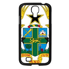 Coat of Arms of Ghana Samsung Galaxy S4 I9500/ I9505 Case (Black)