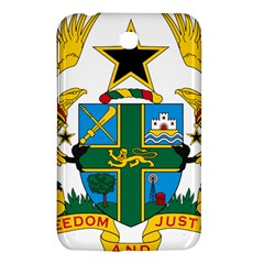 Coat of Arms of Ghana Samsung Galaxy Tab 3 (7 ) P3200 Hardshell Case