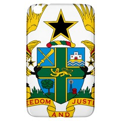 Coat of Arms of Ghana Samsung Galaxy Tab 3 (8 ) T3100 Hardshell Case