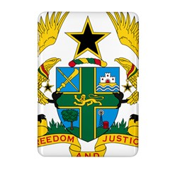 Coat of Arms of Ghana Samsung Galaxy Tab 2 (10.1 ) P5100 Hardshell Case
