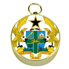 Coat of Arms of Ghana Gold Compasses
