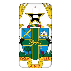 Coat of Arms of Ghana Samsung Galaxy S5 Back Case (White)