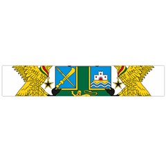 Coat of Arms of Ghana Flano Scarf (Large)