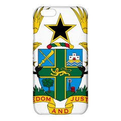Coat of Arms of Ghana iPhone 6/6S TPU Case
