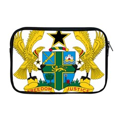 Coat of Arms of Ghana Apple MacBook Pro 17  Zipper Case