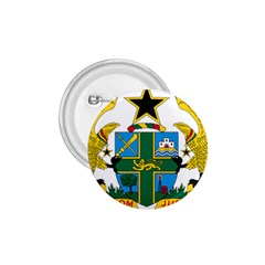Coat of Arms of Ghana 1.75  Buttons