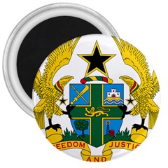 Coat of Arms of Ghana 3  Magnets