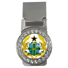 Coat of Arms of Ghana Money Clips (CZ)