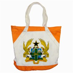 Coat of Arms of Ghana Accent Tote Bag