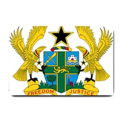 Coat of Arms of Ghana Small Doormat