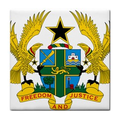 Coat of Arms of Ghana Face Towel