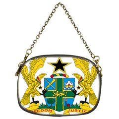 Coat of Arms of Ghana Chain Purses (One Side)