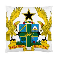Coat of Arms of Ghana Standard Cushion Case (One Side)