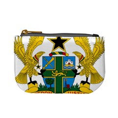 Coat of Arms of Ghana Mini Coin Purses