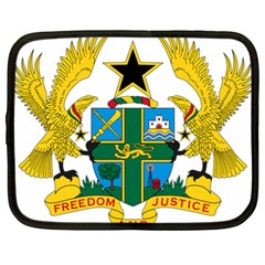 Coat of Arms of Ghana Netbook Case (XL)