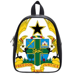 Coat of Arms of Ghana School Bags (Small)