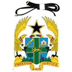 Coat of Arms of Ghana Shoulder Sling Bags