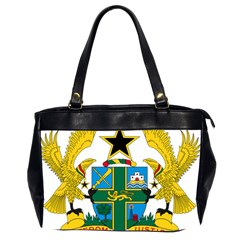 Coat of Arms of Ghana Office Handbags (2 Sides)
