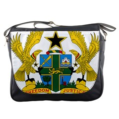 Coat of Arms of Ghana Messenger Bags