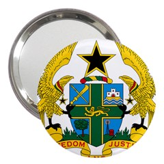Coat of Arms of Ghana 3  Handbag Mirrors