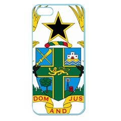 Coat of Arms of Ghana Apple Seamless iPhone 5 Case (Color)