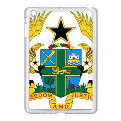 Coat of Arms of Ghana Apple iPad Mini Case (White)