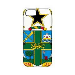 Coat of Arms of Ghana Apple iPhone 5 Classic Hardshell Case (PC+Silicone)